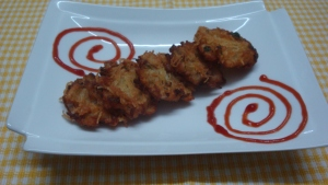 Vermicelli Patties